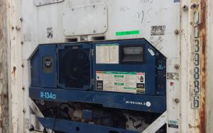Морозильный реф контейнер Сarrier  40 футовый