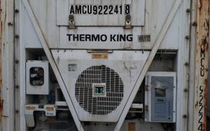 Рефрижераторный контейнер Thermo King 40 фут 2003 года