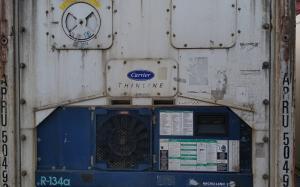 Рефрижераторний контейнер Carrier 40 фут 2003 року випуску APRU504936-0