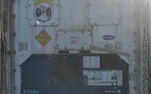 Рефрижераторный контейнер Carrier 40 фут 2004 года выпуска APRU505963-0