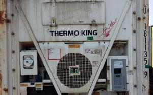 Рефрижераторный контейнер Thermo King 40 фут 2003 года выпуска CRLU181135-9