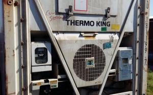Рефрижераторный контейнер Thermo King 40 фут 2003 года выпуска CRLU181199-7