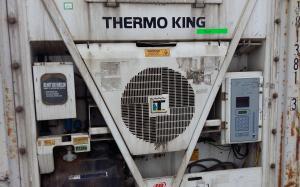 Рефконтейнер ThermoKing 40 фут 2003 года выпуска
