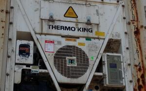 Рефконтейнер ThermoKing 40 фут 2002 года выпуска