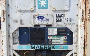 Рефрижераторный контейнер Carrier 20 фут 1999 года выпуска MWCU560142-1