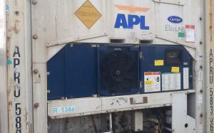 Рефрижераторный контейнер Carrier 40 фут 2008 года выпуска APRU583564-7