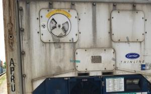 Рефрижераторний контейнер Daikin 40 фут 2007 року випуску CGMU492948-1