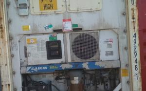 Рефрижераторний контейнер Daikin 40 фут 2007 року випуску