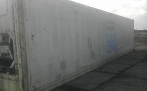 Reefer container Сarrier 40 feet 2000 Odessa reeferc1002