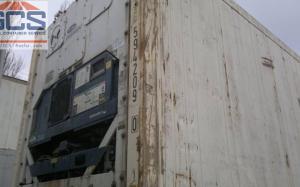 Рефрижераторный контейнер Carrier 40 футов 2000 Одесса reeferc30
