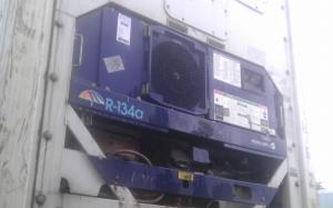 Рефконтейнер Сarrier 40 футов 2000 Одесса ZCSU 594276-2