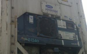 Рефконтейнер Сarrier Thinline 40 футов 2000 Одесса ZCSU 595126-0