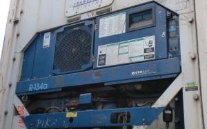Рефконтейнер Сarrier 40 футов 2001 Одесса ZCSU 595800-7