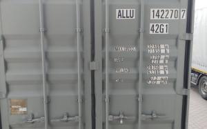 Морской контейнер 40 футов бу в Хмельницком