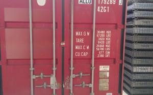 Морской контейнер 40 футов в Запорожье