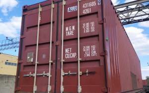 Морской контейнер бу 40 футов в Житомире