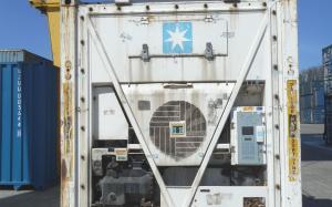 Рефрижераторный контейнер Thermo King 40 фут 2000 года выпуска MWCU609415-2