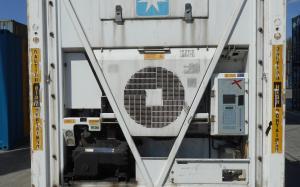 Рефрижераторный контейнер Thermo King 40 фут 2002 года выпуска MWCU624547-5