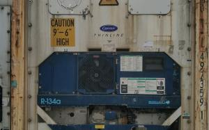 Reefer Container Carrier 40 ft 2006