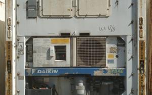 Рефрижераторний контейнер Daikin 40 фут 2005 року випуску MWCU695167-7