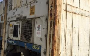 Reefer container Daikin 40 ft 2005 release CGMU483781-0