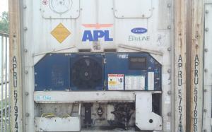 Рефрижераторный контейнер Carrier 40 фут 2007 года выпуска APRU579741-8