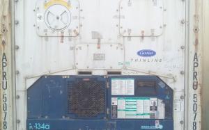 Рефрижераторный контейнер Carrier 40 фут 2005 года выпуска APRU507808-1