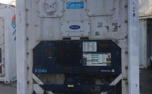 Рефрижераторный контейнер Carrier 7 фут 2000-2002 года выпуска GCSU781518-1