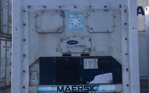 Рефрижераторный контейнер Carrier 10 фут 2000-2002 года выпуска GCSU102856-1