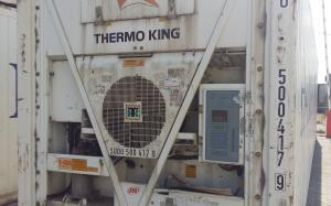 Рефконтейнер ThermoKing MAGNUM HC 40 фут 2003 года выпуска