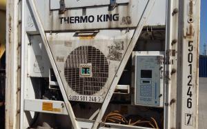 Рефконтейнер ThermoKing MAGNUM 40 фут 2003 Киев SUDU501246-7