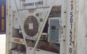 Рефконтейнер ThermoKing MAGNUM 40 фут 2003 Киев