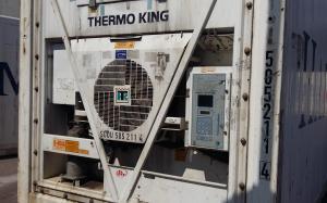 Рефконтейнер ThermoKing MAGNUM HC 40 фут 2004 года выпуска