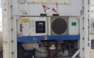 Рефконтейнер Daikin HC 40 фут 2006 года выпуска