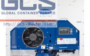 Nouvelle unité de conteneur frigorifique Carrier - ThinLine FR