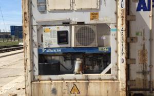 Рефрижераторний контейнер Daikin 40 фут 2005 року випуску XXXU483779-0