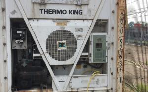 Рефрижераторний контейнер Thermo King 40 фут 2002 року випуску AMCU920237-1