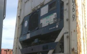 Reefer container Сarrier 40 feet 1998 Odessa reeferc1010