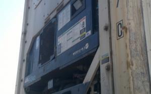 Reefer container Сarrier 40 feet 2001 Odessa reeferc1015