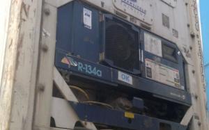 Reefer container Сarrier 40 feet 2001 Odessa reeferc1033