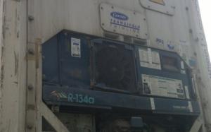 Рефконтейнер Сarrier 40 футов 2000 Одесса ZCSU 595126-0
