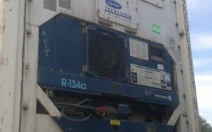 Reefer container Сarrier 40 feet 2001 Odessa reeferc1003