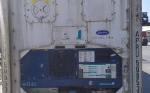 Рефрижераторный контейнер Carrier 40 фут 2005 года выпуска APRU5085326
