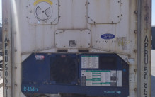Рефрижераторный контейнер Carrier 40 фут 2005 года выпуска APRU5085162