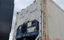 Reefer container Сarrier 40 feet 2001 Odessa reeferc1043