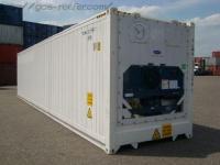 Reefer container repair service